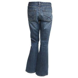 WHBM Blanc Bootcut Jeans Sz 4